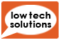 Logo for Low Tech Solutions